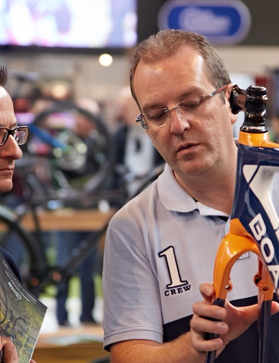 The Cycle Show takes place from the 22–24 Sep 2017 at the NEC, Birmingham