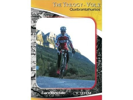 Cyclefilm The Trilogy Volume 2  Quebrantahuesos In Spain