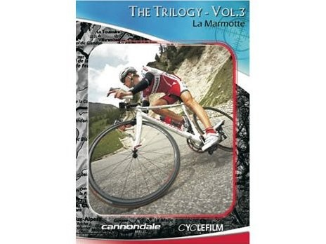 Cyclefilm The Trilogy Volume 3  La Marmotte In France