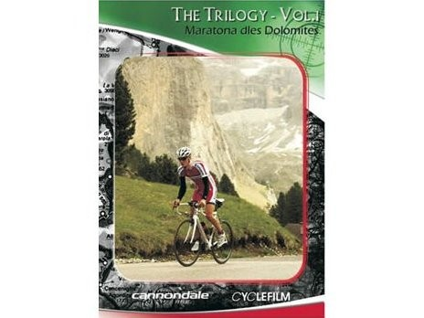 Cyclefilm The Trilogy Vol 1 Maratona dles Dolomites In Italy