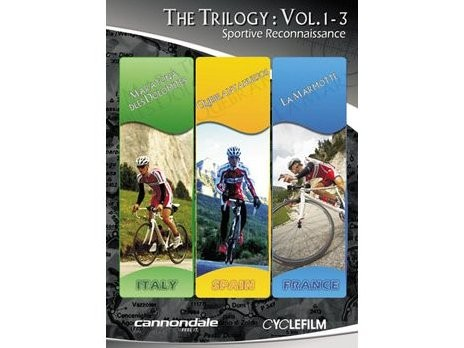 Cyclefilm The Trilogy Volume 1-3  Sportive Reconnaissance