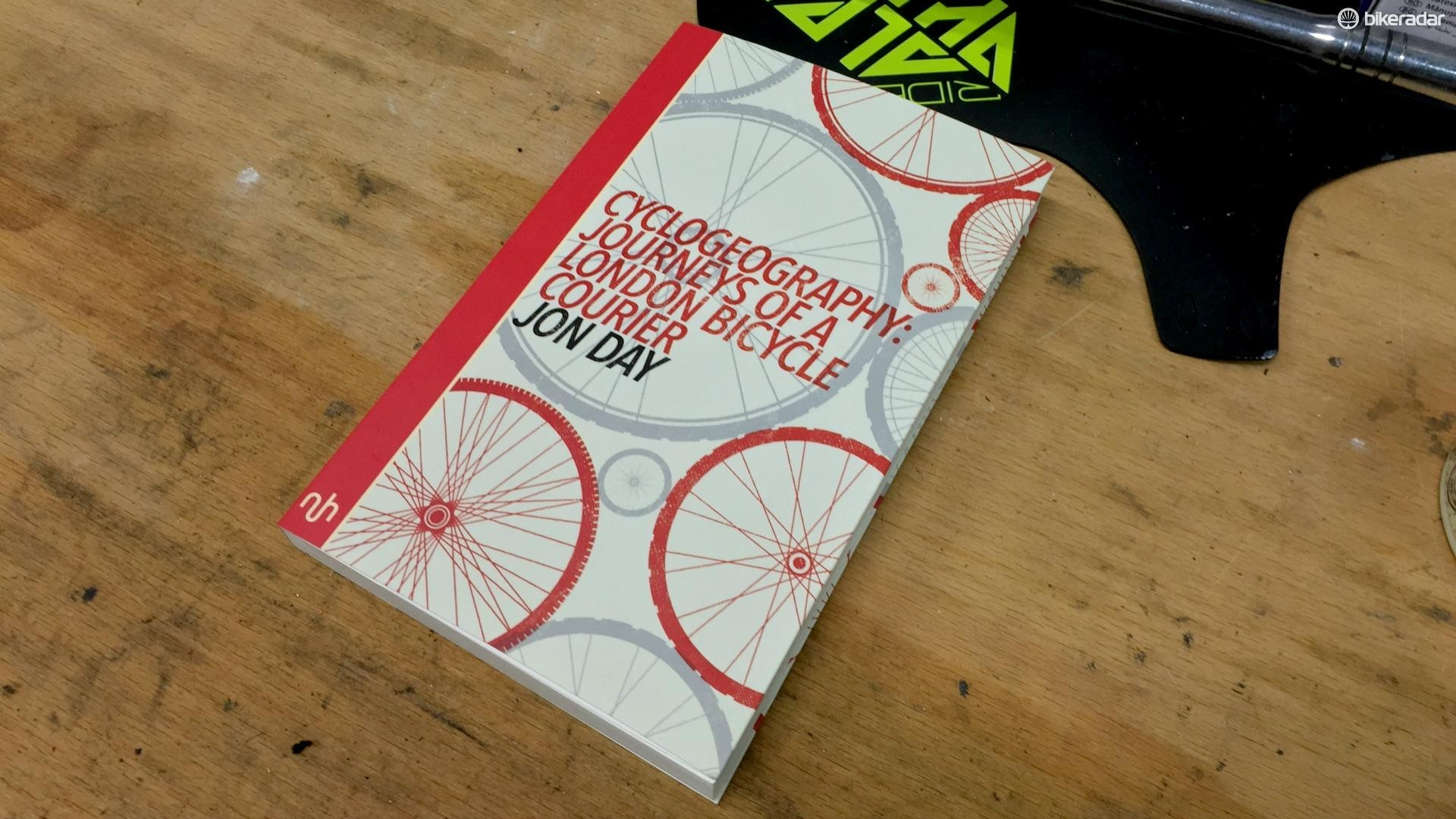 Perfect reading for your bike trip downtime