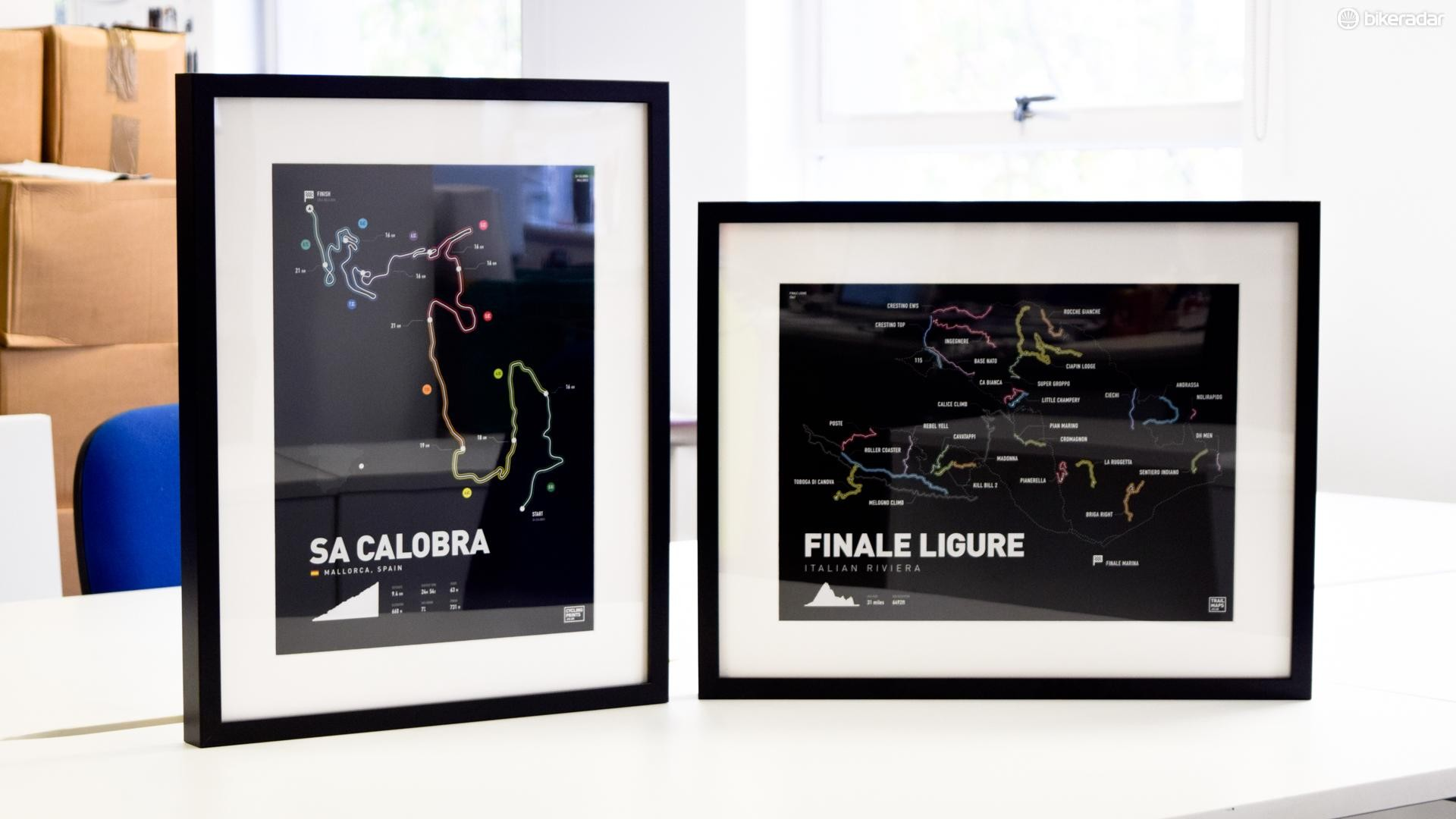Do you fancy seeing your favourite rides immortalised as art?