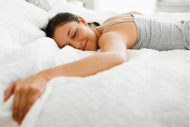 Riding will help you sleep more deeply