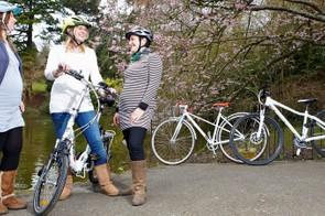Cycling while pregnant will help both mother and baby