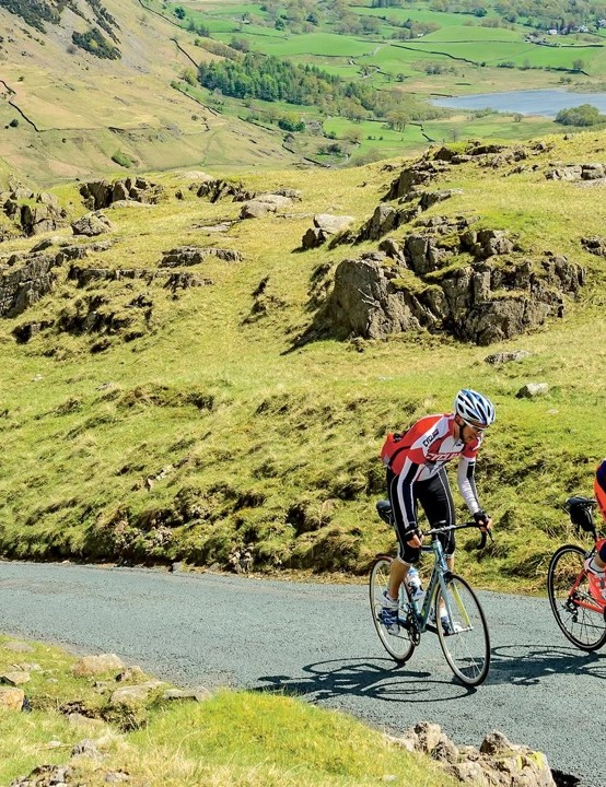 Once you've identified changes in the way you ride, you can focus on healing the injury