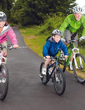 Finding the right bike will make your child's experience of riding more fun