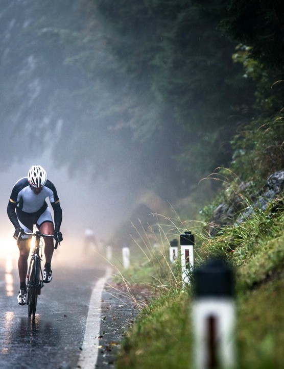 Remember that wet roads can greatly increase your stopping distance