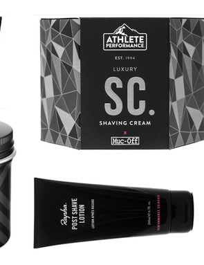 There are plenty of cycle-specific shaving products on the market these days