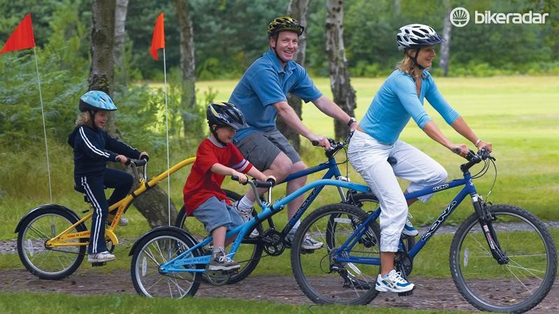 Beginner's guide to cycling with kids - BikeRadar