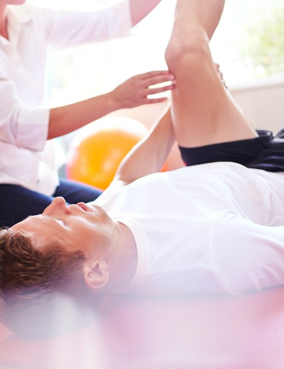 You may wish to enlist the help of a physiotherapist