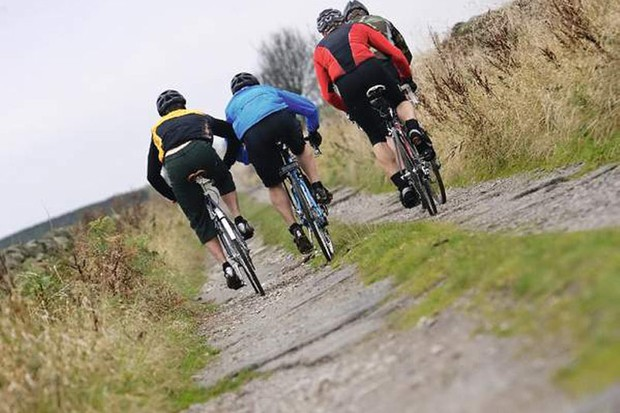 Cyclocross Sportive in Cambridgeshire