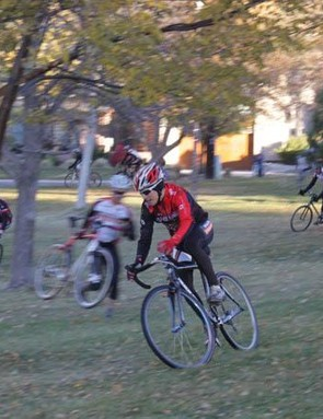 Besides fitness, training rides are ideal for practising cornering and dismounts