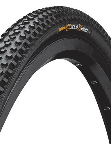 The CycloXKing is an all-rounder cyclocross tyre