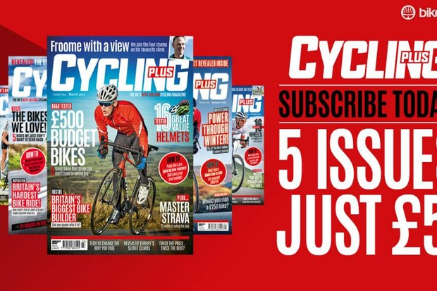 Receive 5 issues for £5