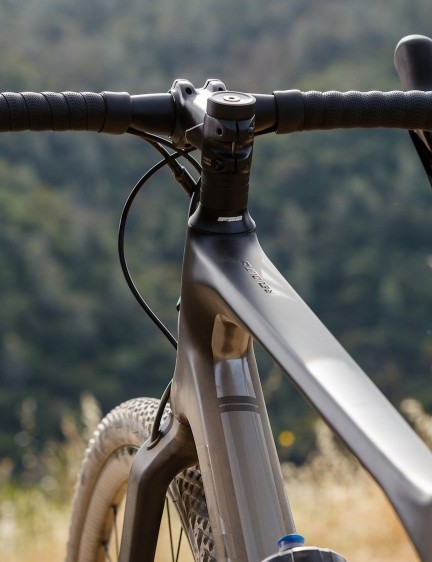 The D-Fuse seatpost