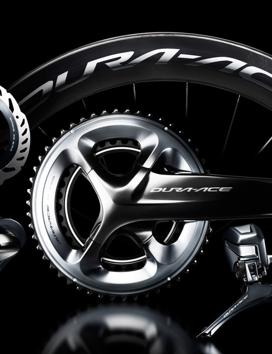 Shimano's Dura-Ace groupset is the pinnacle of road bike componentry - this is the latest version
