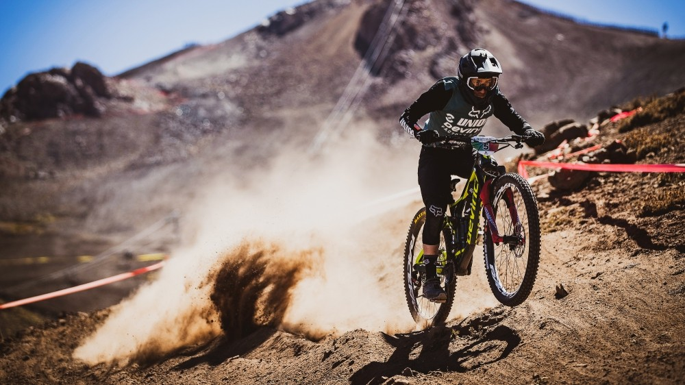 The Devinci Spartan 29 will do roost, yes