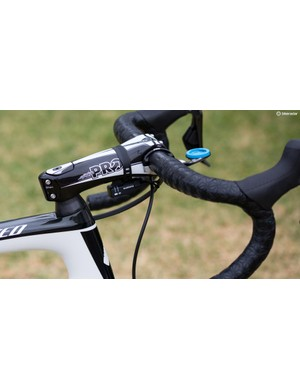 The PRO Vibe Sprint stem is beefy
