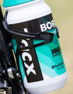 Bora is using Tacx bottles and cages for 2018