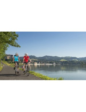 The Danube Cycle Path is a dream for explorers