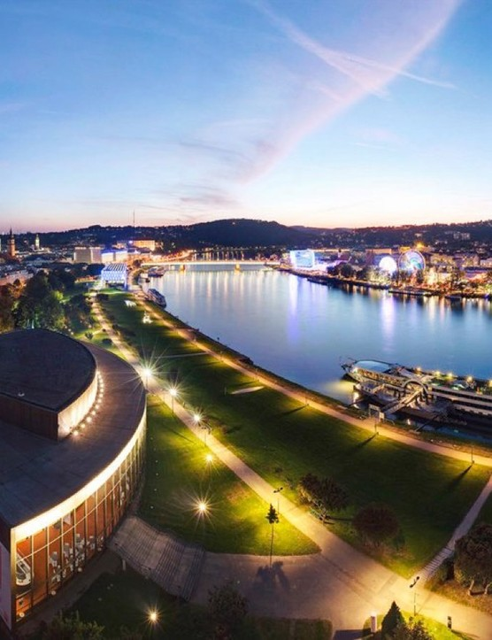 Linz is throwing a year-long celebration of media arts