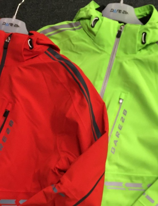 The new Reverence jacket from Dare2B is a heavyweight waterproof designed for commuters
