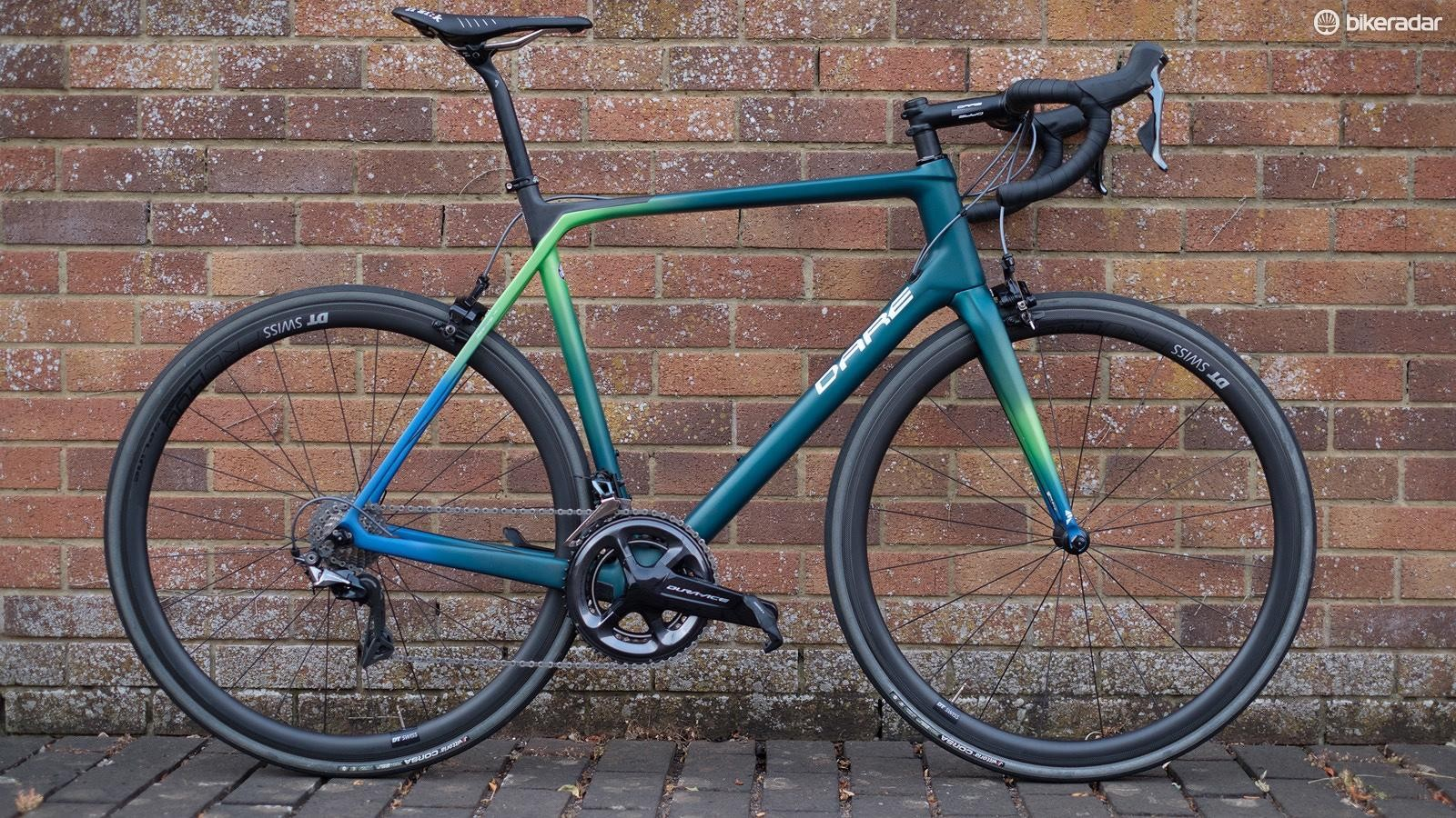 Could Dare Bikes threaten the likes of Canyon?