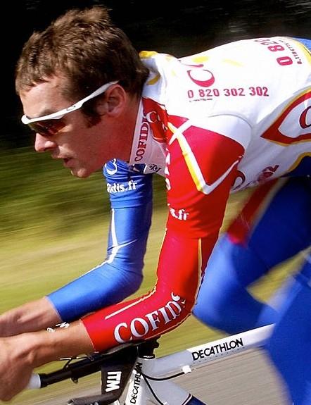Practice, practice, practice ahead of the 2003 Tour de France