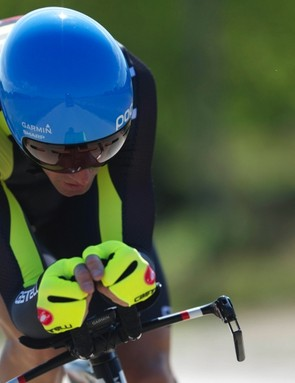 Learn how to improve your time trialling, the Millar way