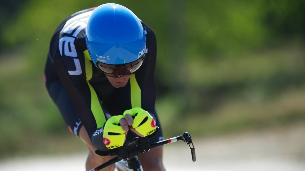 It's possible to replicate the demands of a TT quite well during training sessions