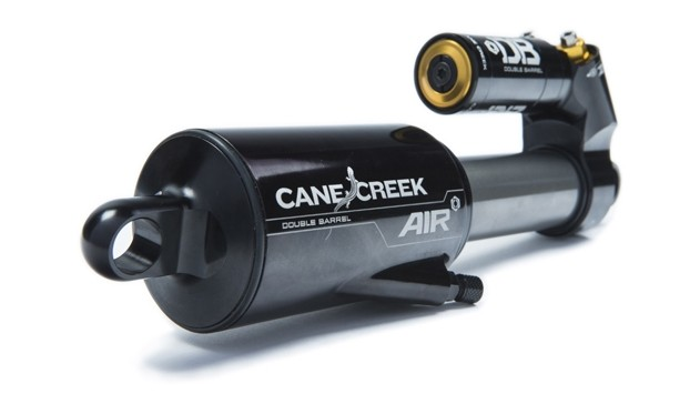 Cane Creek's DBair rear shock
