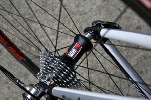 Fulcrum rear hubs all have a 2:1 spoke pattern ratio to balance spoke tensions between the two sides.