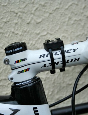 To match the predominantly white paintscheme Cunego has a