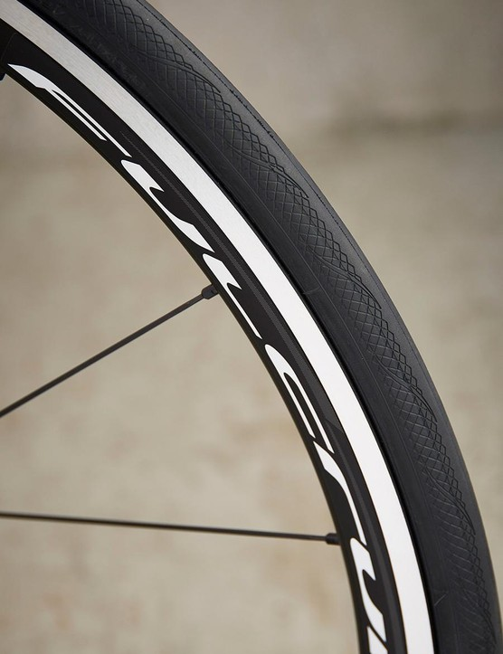 The Fulcrum wheels are durable but not that light