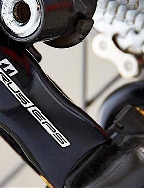 Campagnolo's all-too-rarely-seen EPS groupset works superbly