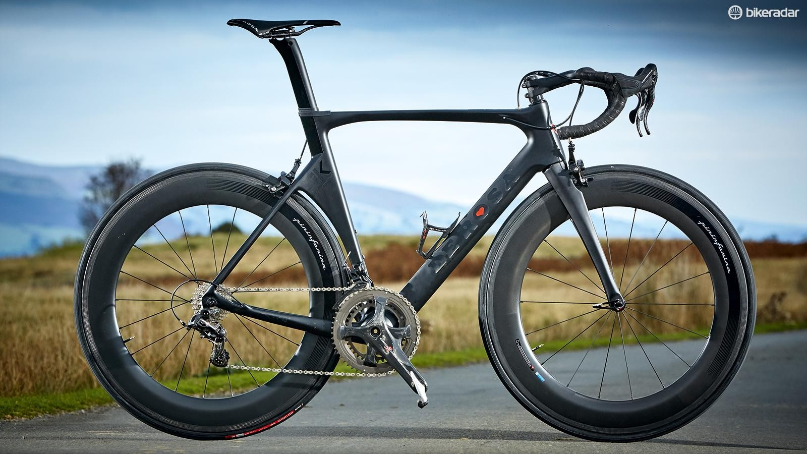 De Rosa's SK Pininfarina is an impressive blend of high performance and serious comfort