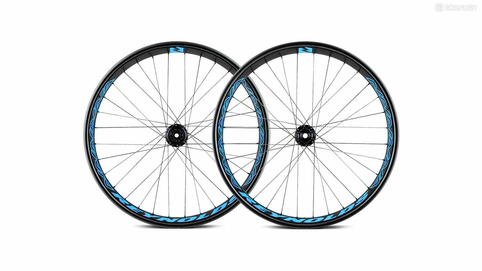 The Reynolds Dean fat bike wheelset is tubeless-ready and has a claimed weight of 2,150g