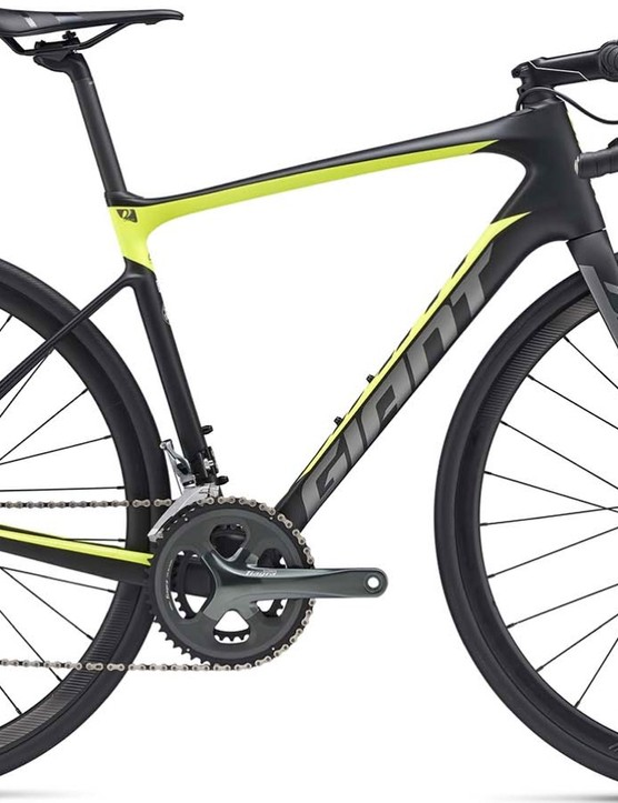 Entry into the new Defy range comes in the form of the $1,750 Tiagra equipped Defy Advanced 3