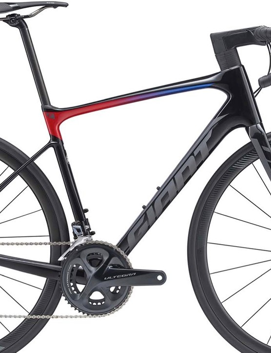 The $3,600 Advanced Pro 1 comes with Shimano Ultegra and a carbon tubeless wheelset