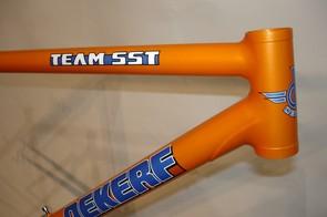 Team SST frame