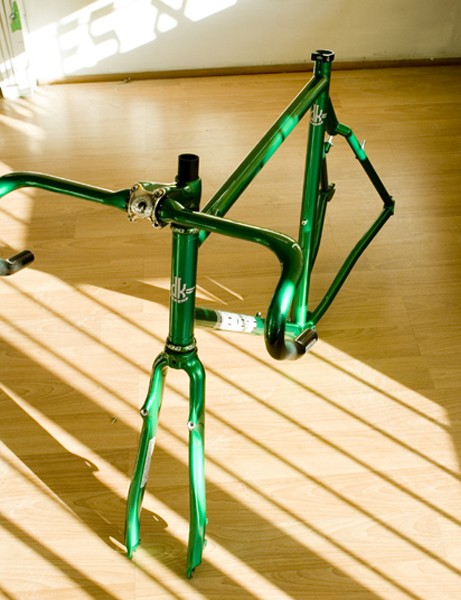 Dekerf Titanium Cyclo cross frame