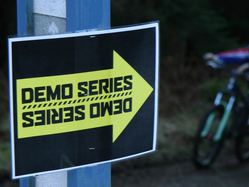 Last chance to book your Demo Day ride at Dalby Forest