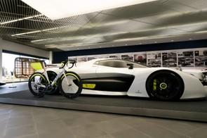 De Rosa has partnered with Pininfarina — the luxury car designers