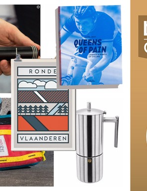 Gifts for the discerning, designer cyclist in your life
