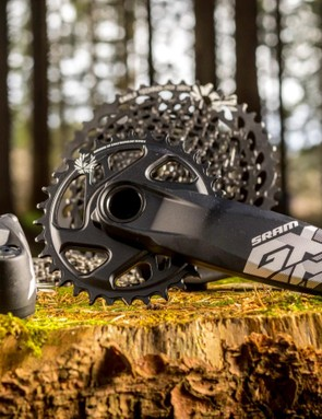 SRAM GX Eagle packs a lot of performance into a budget-friendly group