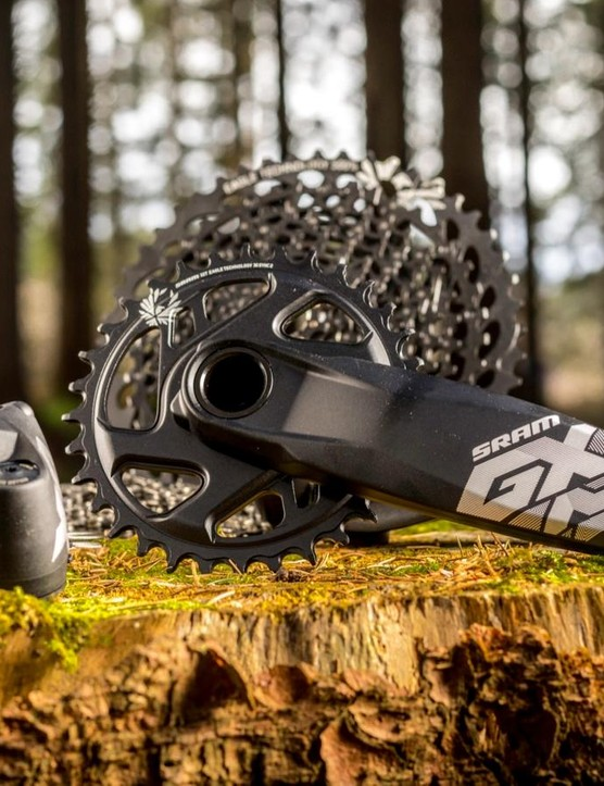 If you were tempted by SRAM's XX1 or X01 Eagle drivetrains in the past but struggled to justify the price, GX Eagle could well be what you've waiting for