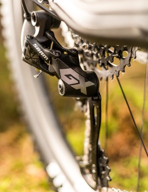 Lower spec materials and bearings enabled SRAM to produce the GX Eagle mech