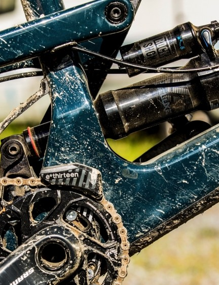 If coil isn't your thing, there's always the option of an air shock instead. Both feel quite different on the trail but if you're going to buy the bike, I'd recommend trying both before deciding