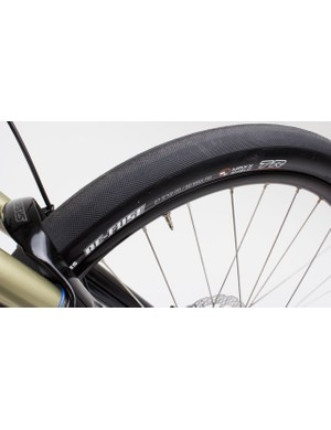 … and 2in dual-compound rubber from Maxxis should help too